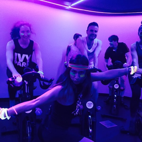 Bodhi meets Bond: Rave, ride and revitalise