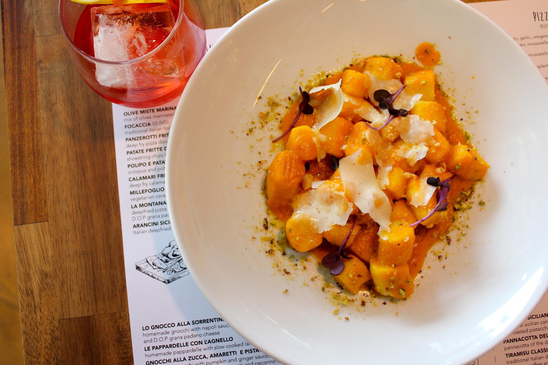 Gnocco alla Sorrentina - Eat'aliano by Pino