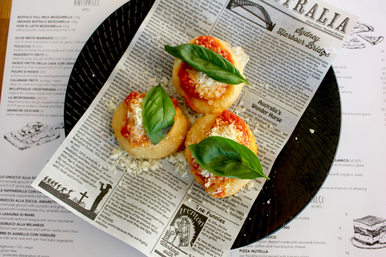 Panzerotti vegetariani - Eat'aliano by Pino