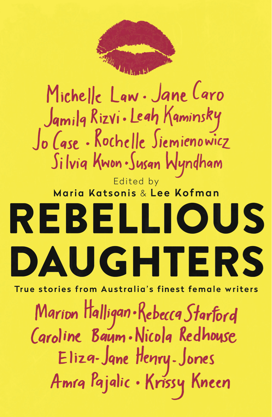 Rebellious Daughters_Book Cover