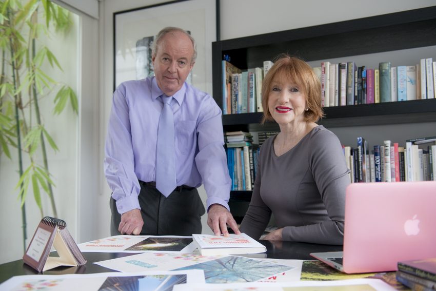 Marcia Griffin & Paul McQuillan Co-Authors, Finding New Meaning in Life, Release Date August 25, 2016 Image 3