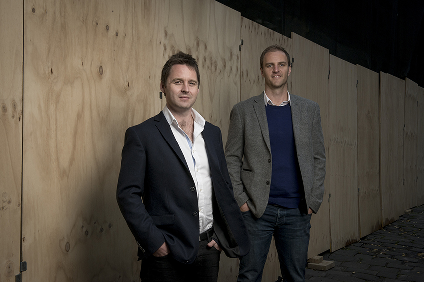 Toby Ewert & Will Leaf, Directors in Ewert Leaf, Architecture, Interiors, Urban Design & Landscape,  JULY 2016 Pix 4