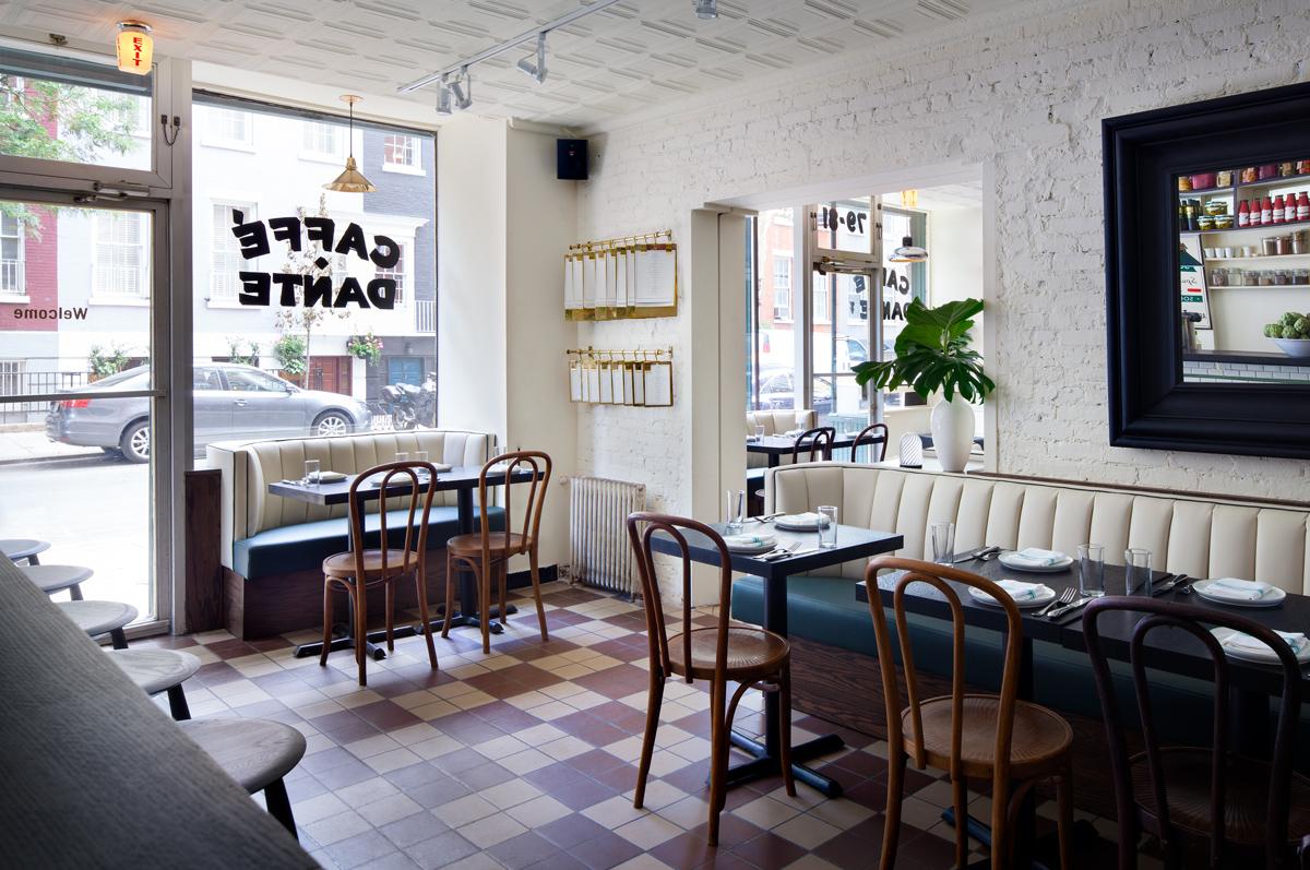 Caffe Dante, New York City