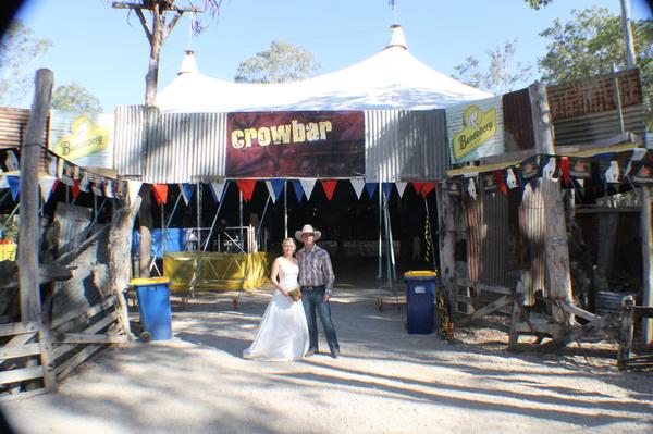 Crowbar, Queensland