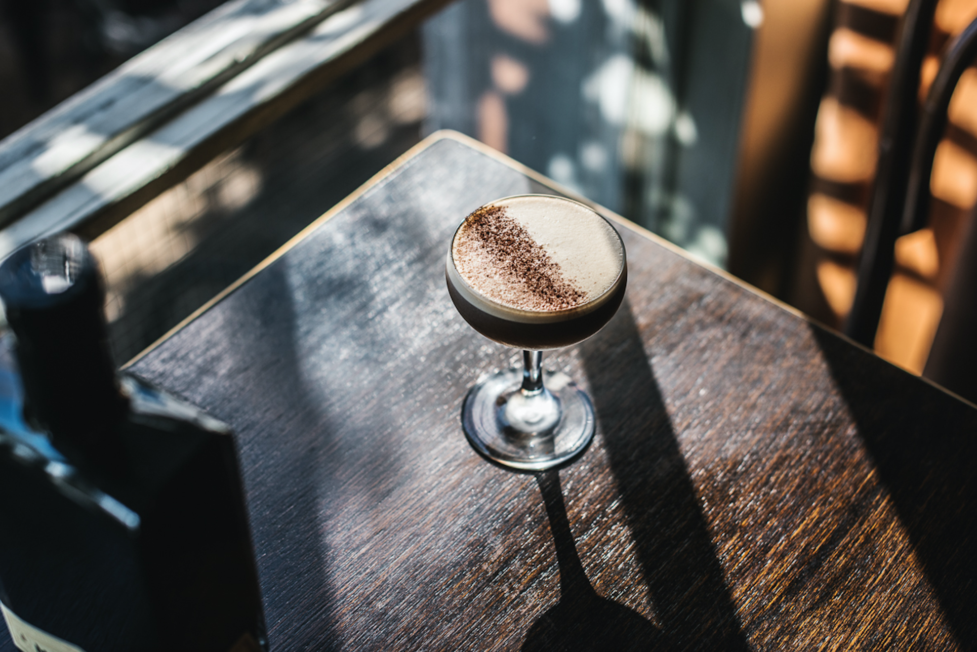 THE WORLD'S FIRST FESTIVAL OF THE ESPRESSO MARTINI