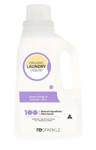 Resparkle Organic Laundry Liquid