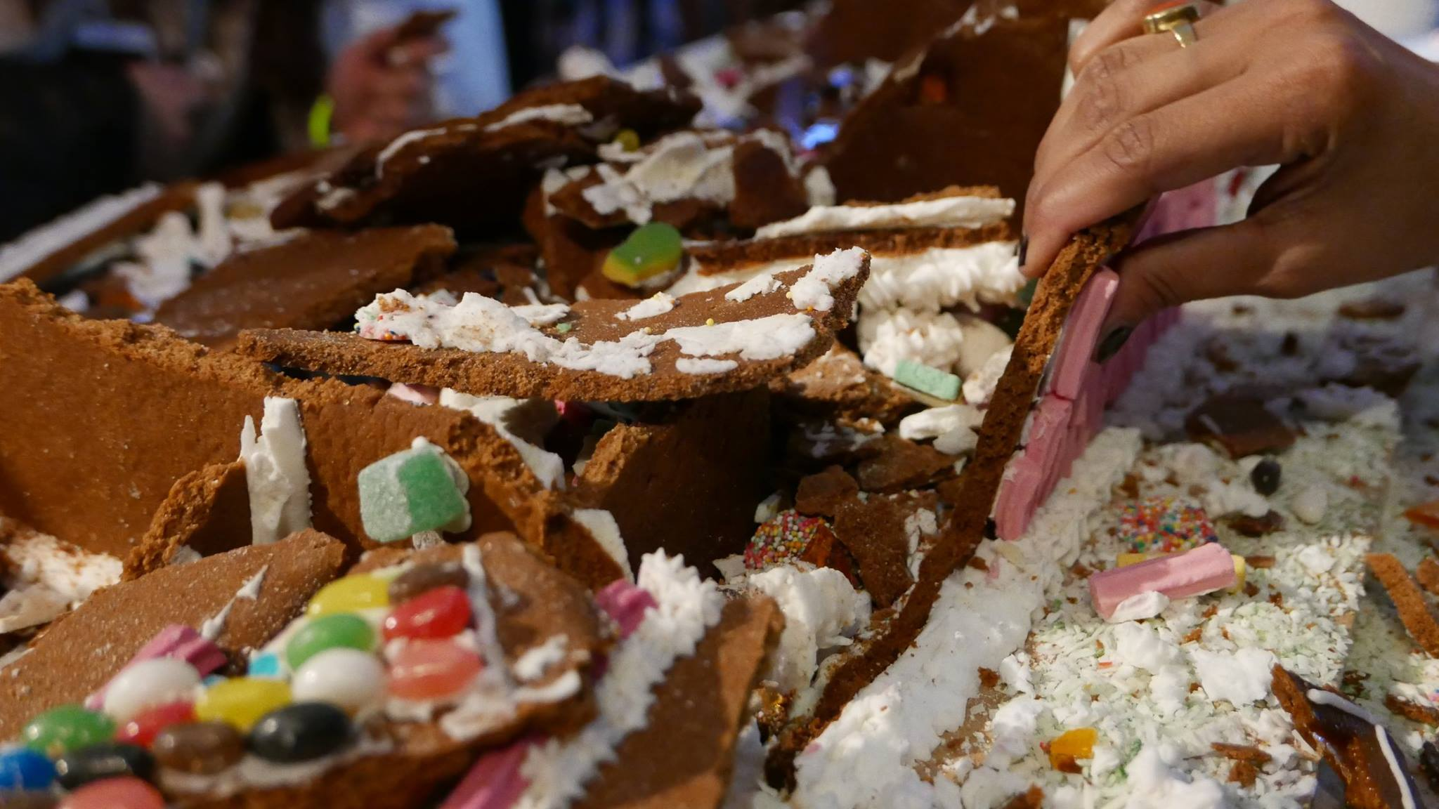 Gingerbread Demolition