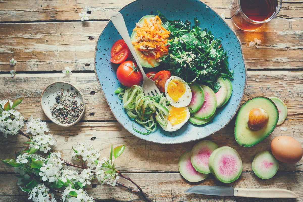 The Low Down On Gut Health, Mood And Weight Management