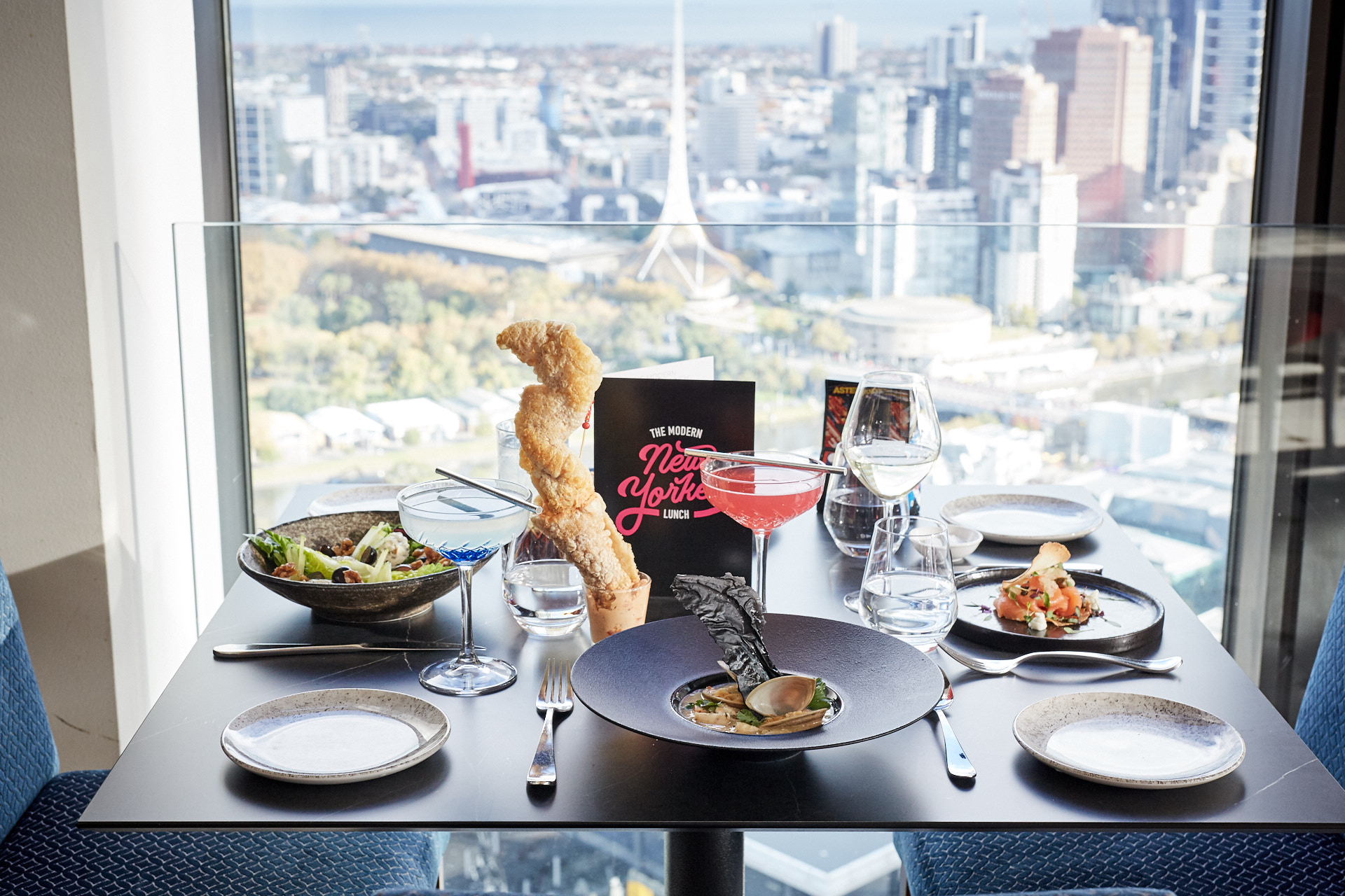 The Modern New Yorker Lunch: A Taste Of The Big Apple in Melbourne