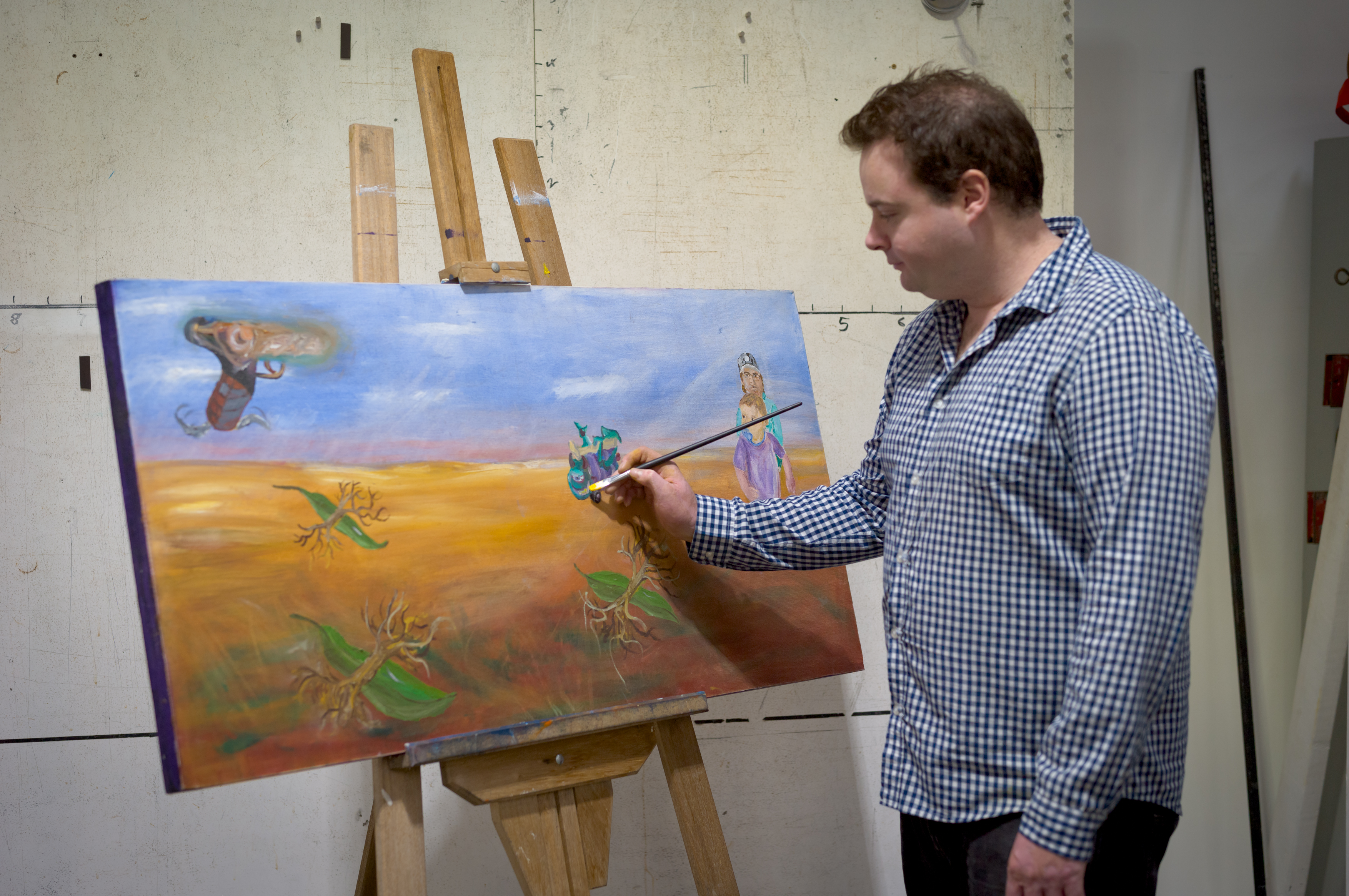 Young Australian Artist Creates Extraordinary Pieces ...