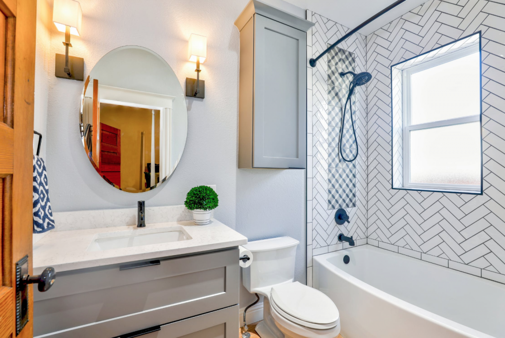 What Is The Cheapest Way To Remodel A Bathroom Onya Magazine