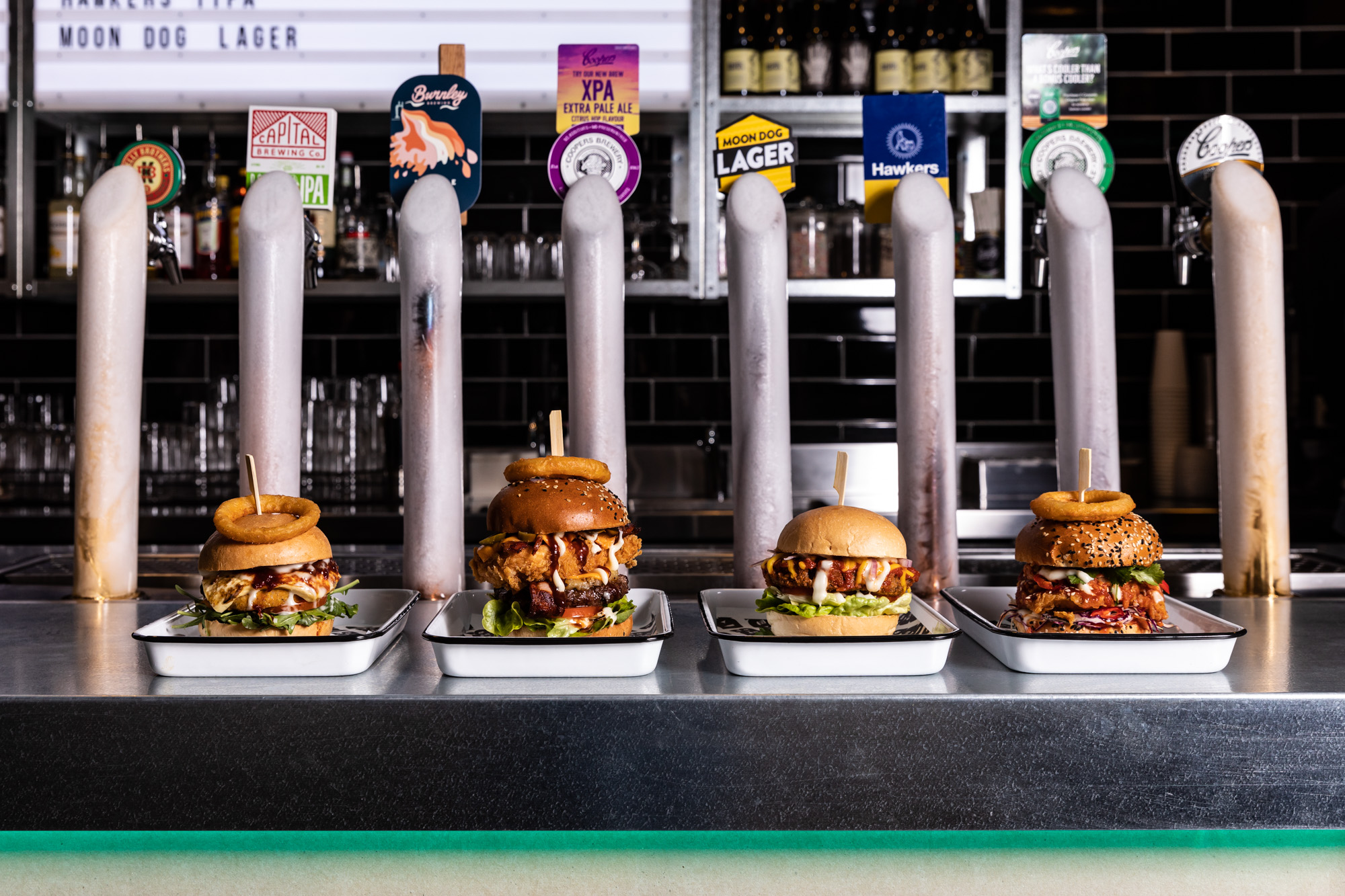 Beer And Burger Bar Local Favourite Reopens With A New Plant Based Menu Onya Magazineonya Magazine