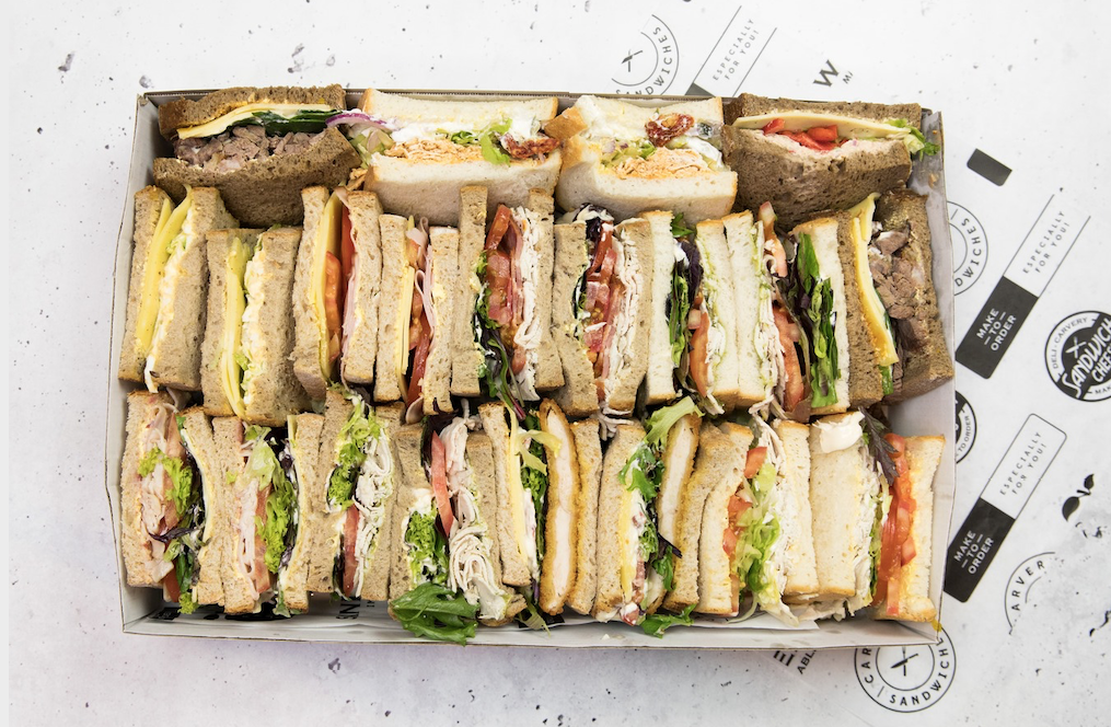 Sandwich Chefs Carves Up Online Christmas Catering