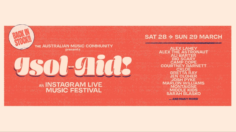 Isol-Aid Festival Returns With Even More Live Music Joy