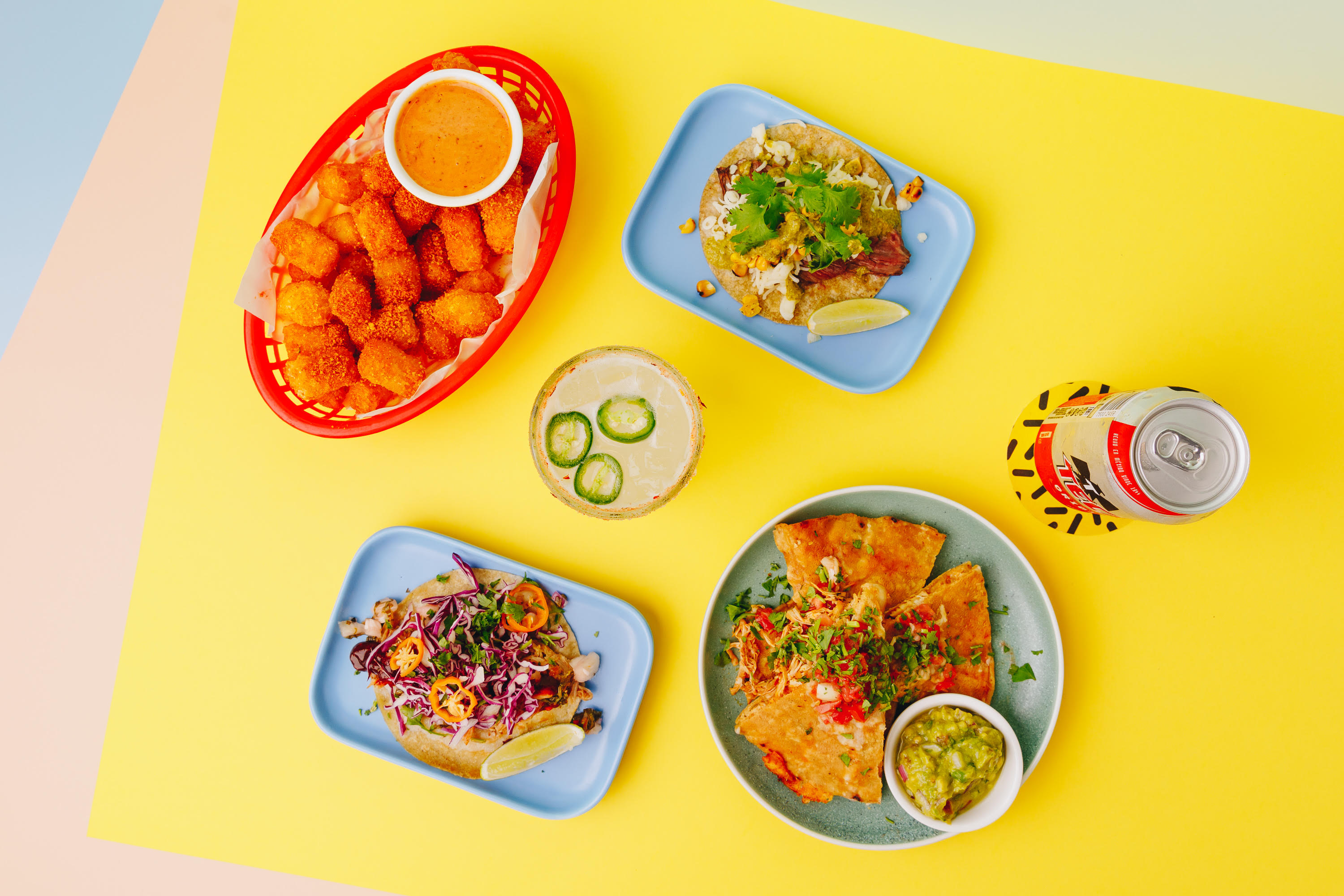 Good Times Milk Bar Offer New Take Away Tropico Taqueria Menu