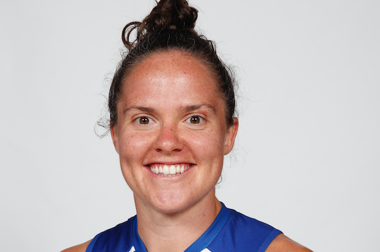Australian Conversation: Emma Kearney, AFLW North Melbourne Captain
