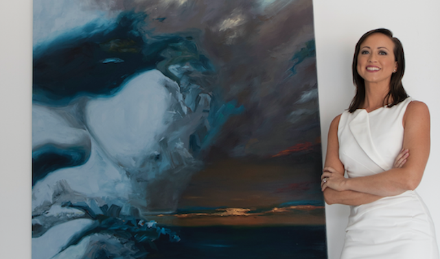 Australian Conversation: Megan Adams, Australian Artist