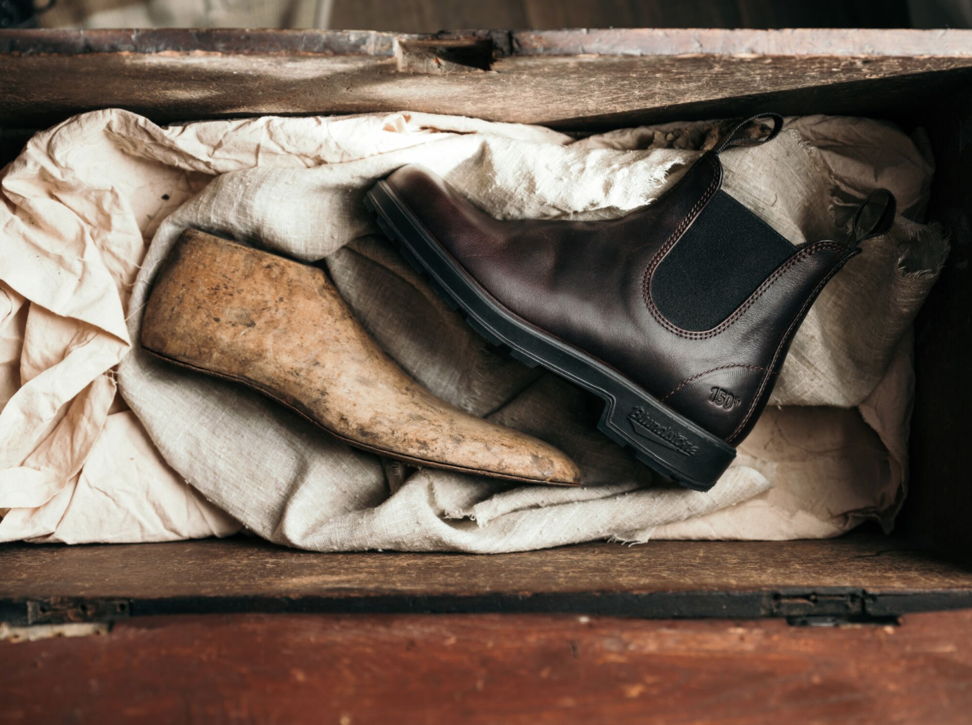 Blundstone Has Released A Limited Edition #150 Boot In Celebration Of Anniversary