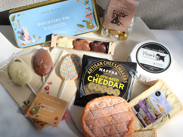 Support Local Cheesemakers: 14 Days of Cheese Easter Pack
