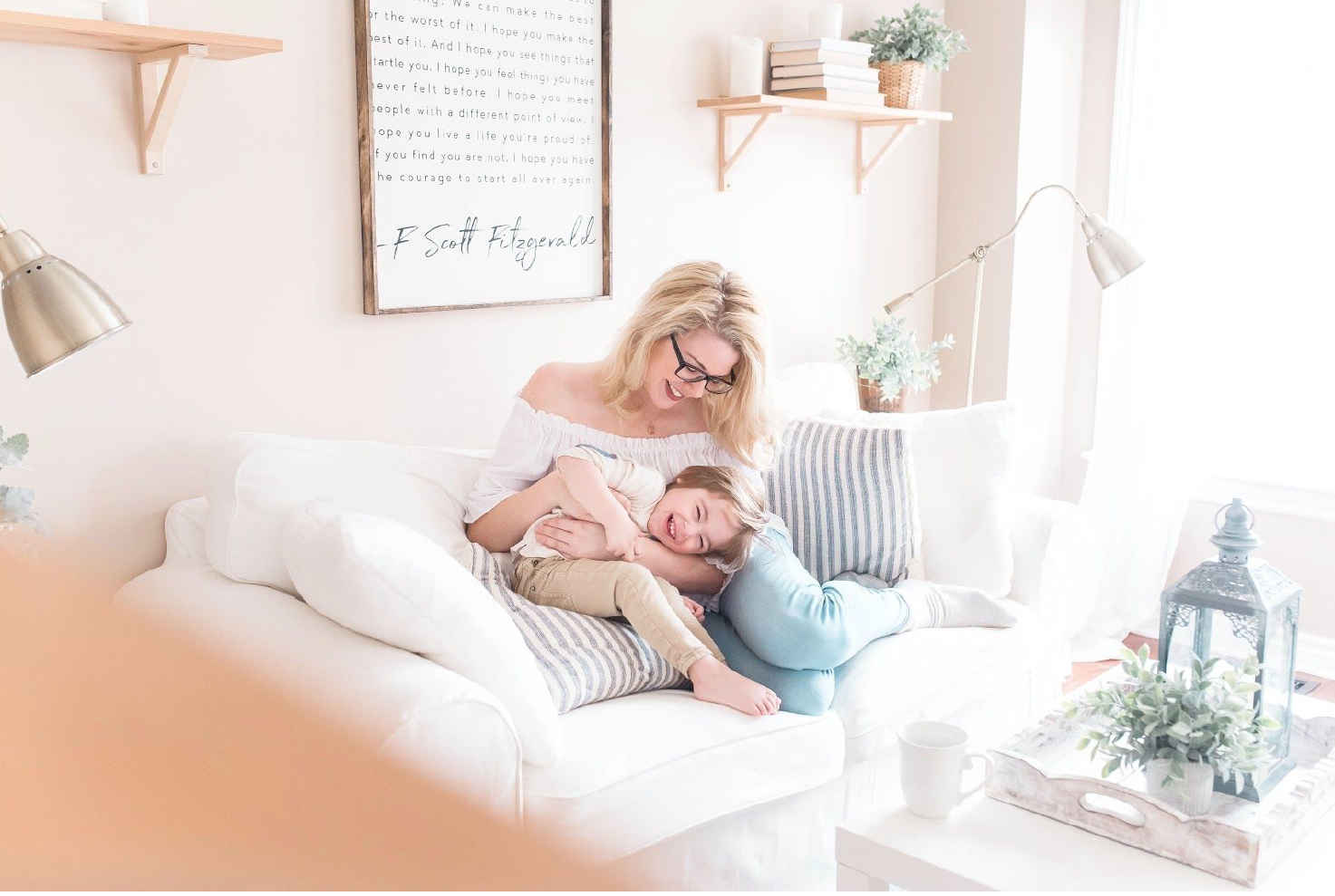 Mother's Day Online Gifting With Vision Direct