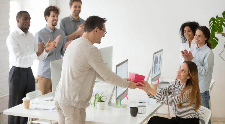 Four Ways To Show Your Staff Your Appreciation