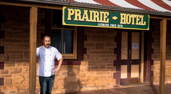 Bringing A Taste Of The Flinders Ranges To City Dwellers
