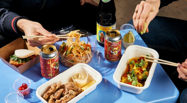 Michael Lambie Launches Asian Street Food Inspired 'Soi 10' Pop-Up At Grosvenor Hotel