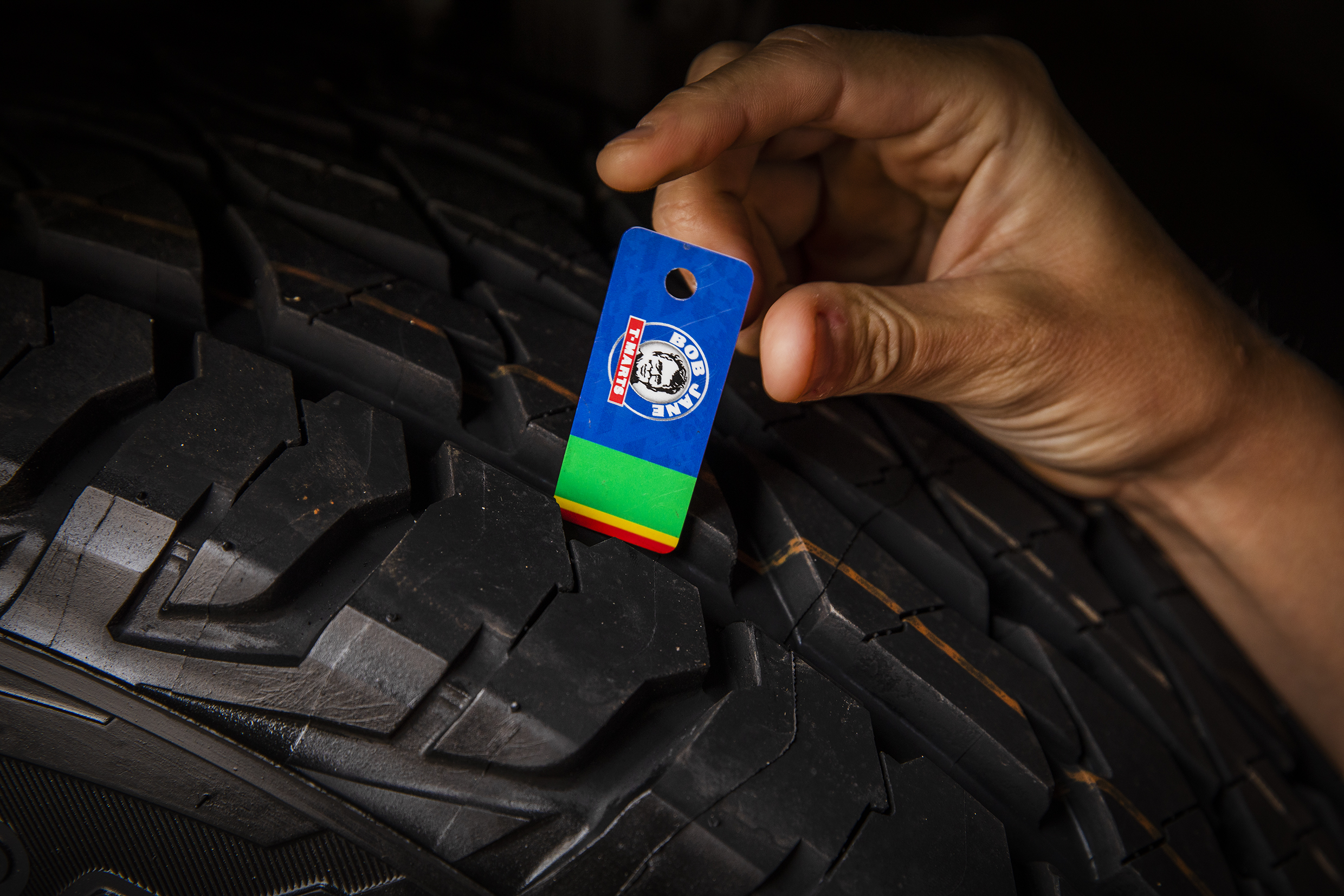 Bob Jane T-Mart Says: Keep Your Finger On The Pulse For Tyre Health