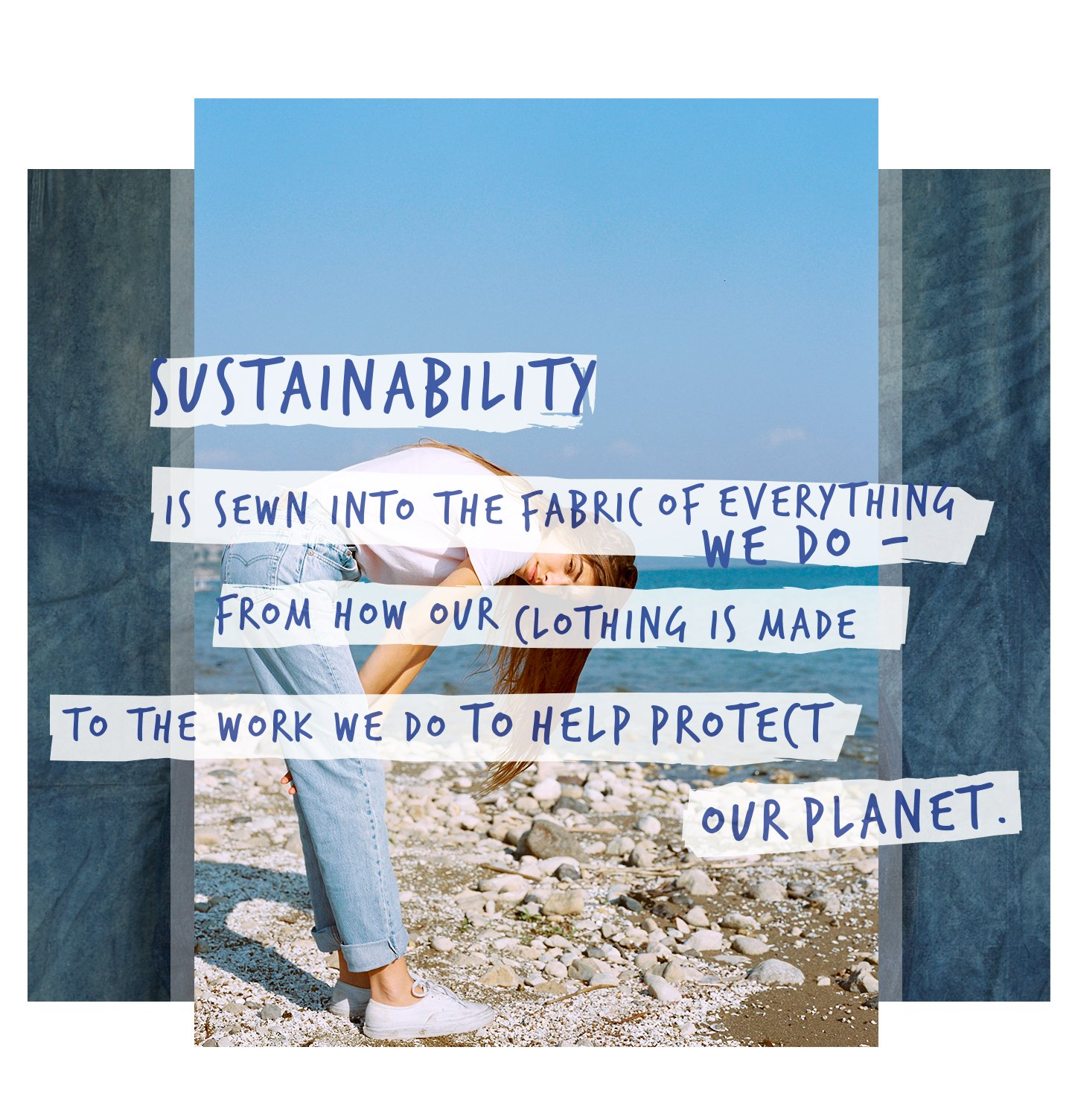 Levi's Is Moving Fashion Forward To Help Protect The Planet