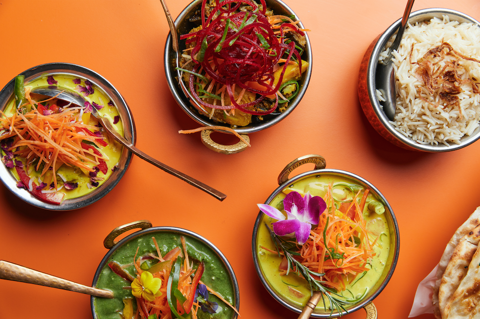 Come Hungry, Leave Happy: Bottomless Vegan Curry & Rice Night At Horn Please