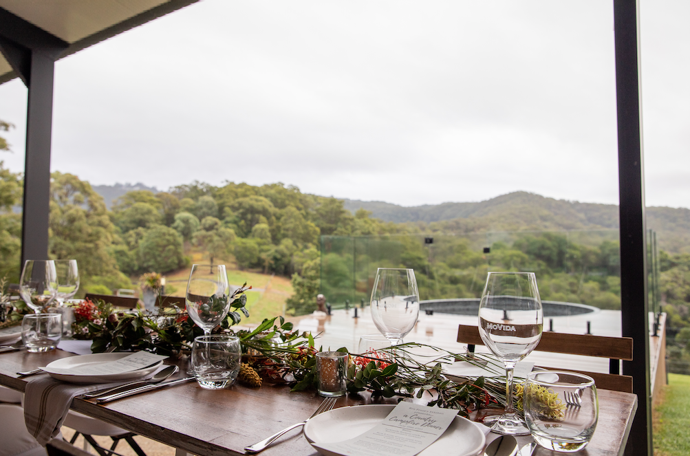 The Hostess With The Mostest Hidden In The Gold Coast Hinterland