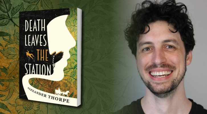 Australian Conversation: Alexander Thorpe, Author
