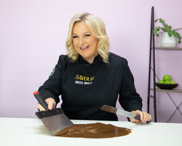 Australian Conversation: Kirsten Tibballs, Queen Of Chocolate
