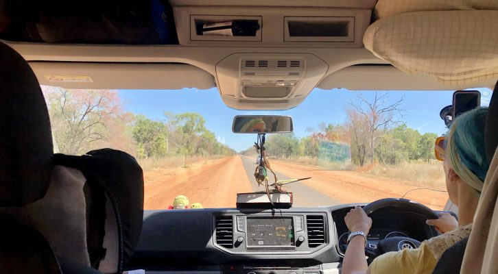 Around Australia We Go #3: The Harsh, Dry, Hot Outback