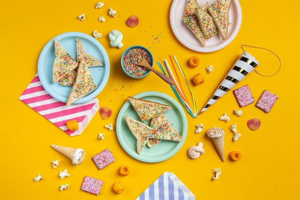 Fairy Bread Day: Get Sprinklin' For Mental Health