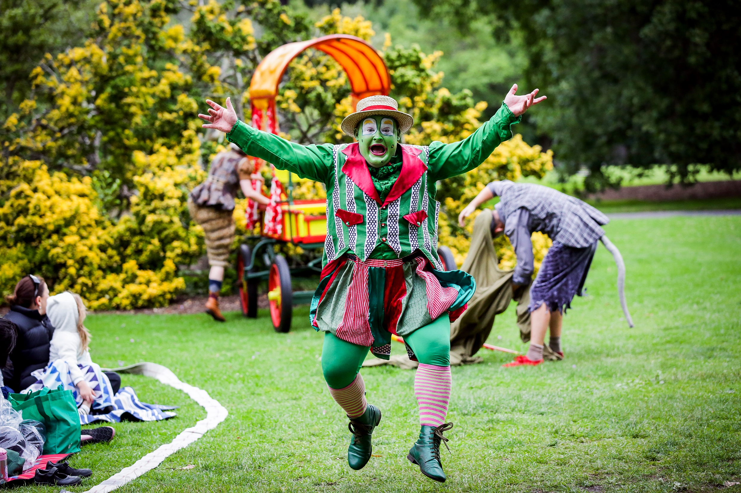 The Wind In The Willows Returns For The Summer School Holidays
