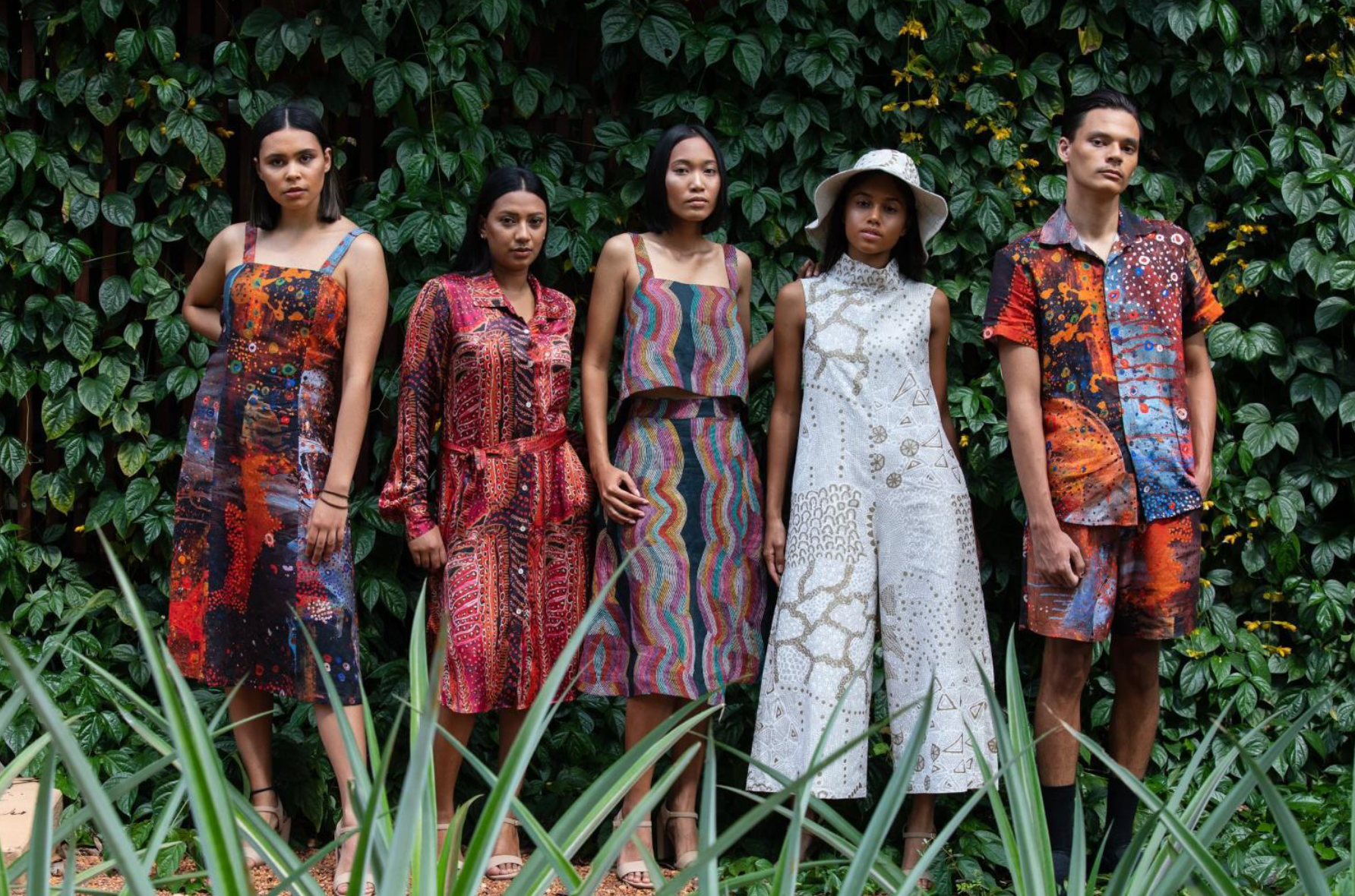Country To Couture: Annual Showcase Of Indigenous Textile And Fashion
