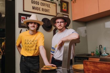 Gooey Toasties And Good Coffee At New Cowboy Café 'Head Honcho'