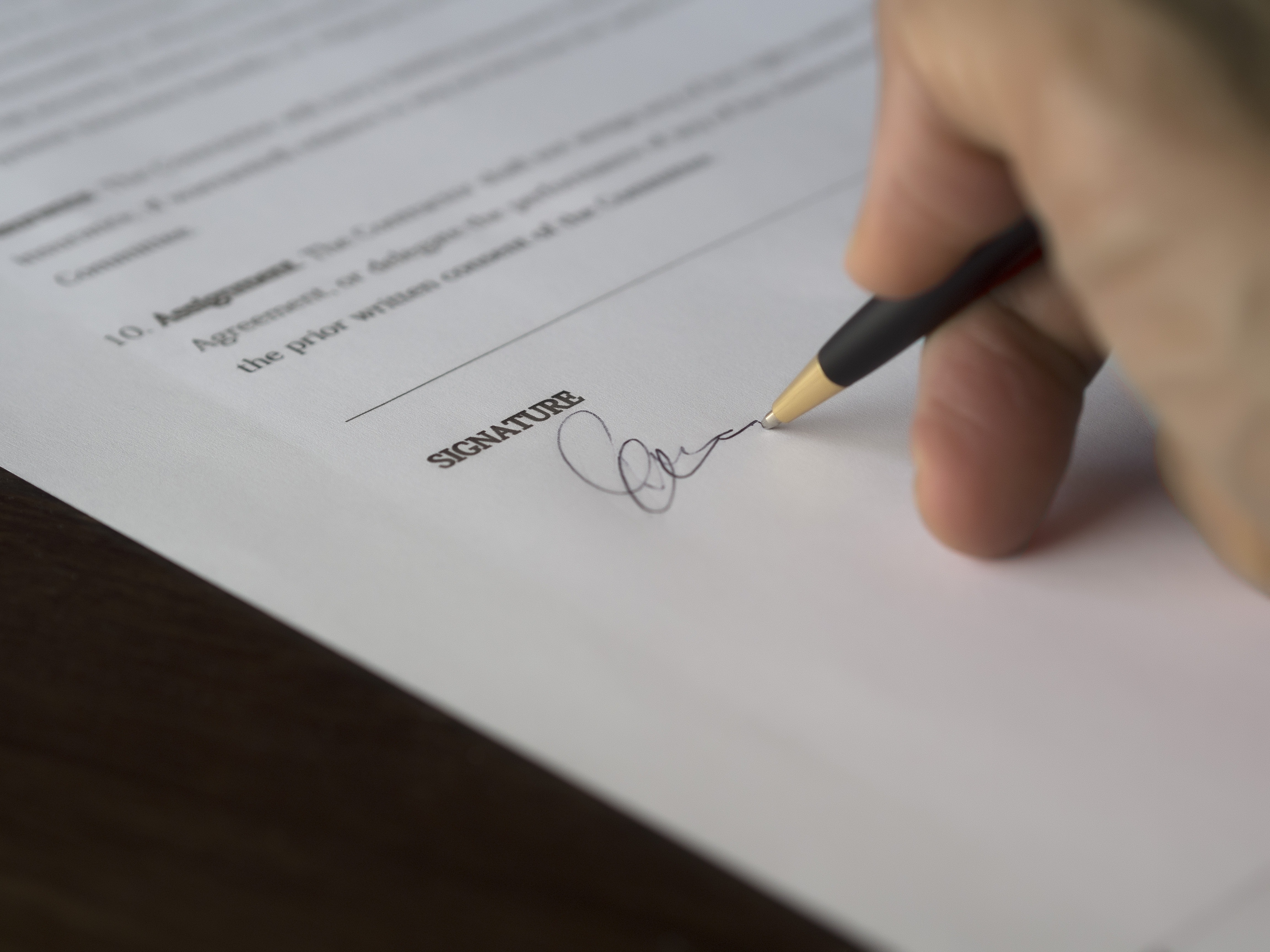The Top Five Mistakes People Make When Creating A Will