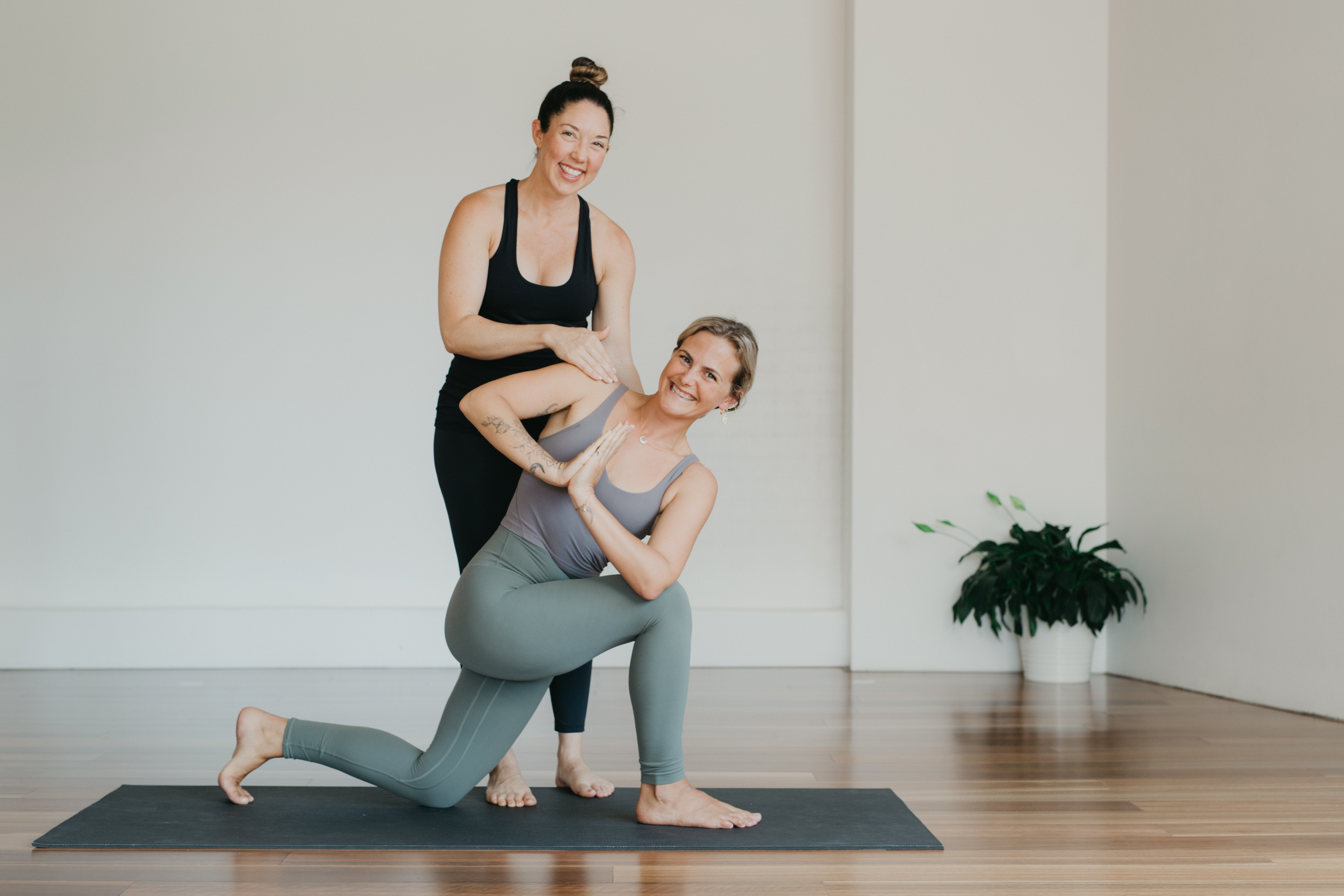 How To Look After Your Body And Modify Your Practice During Your Pregnancy