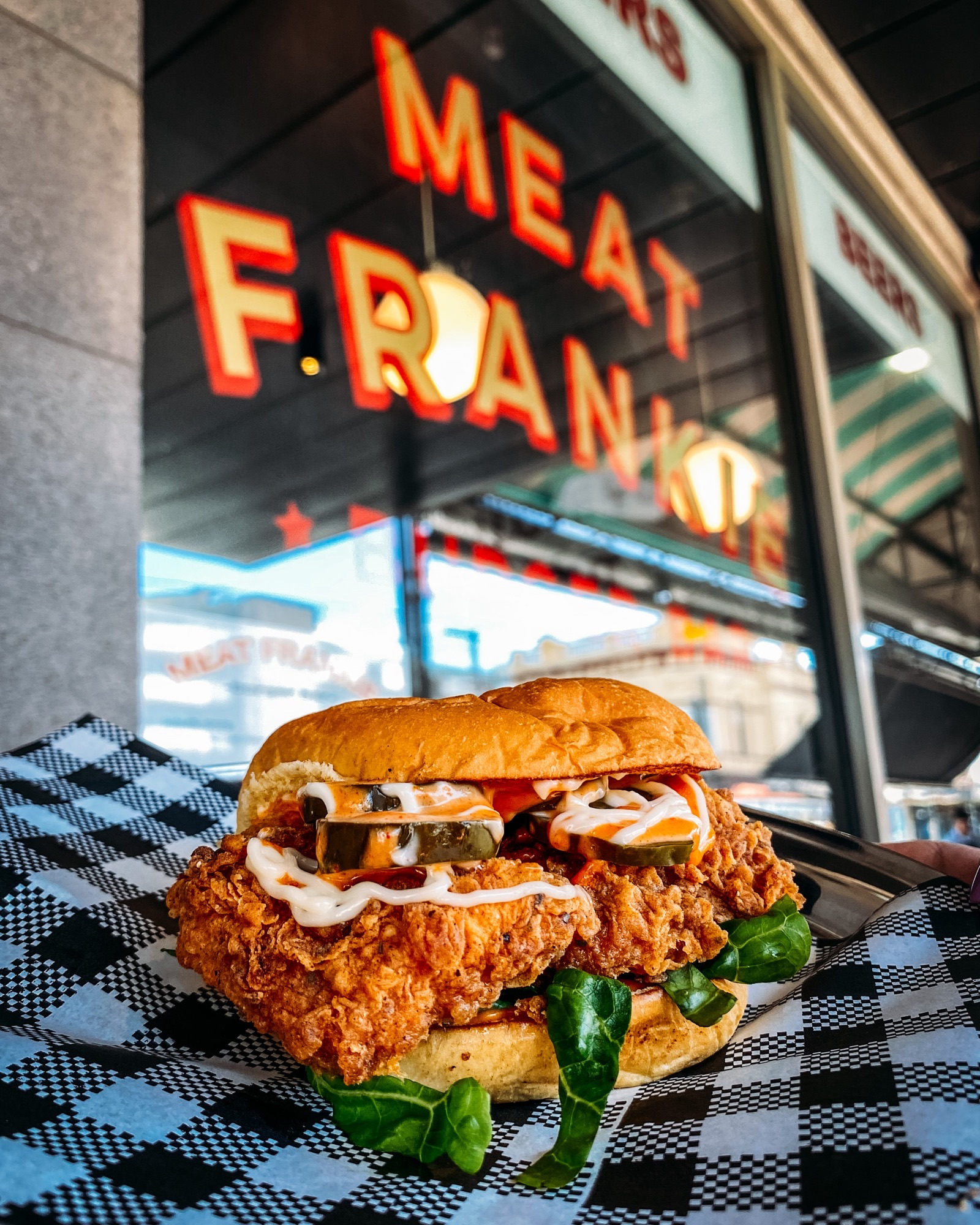 It's Time To 'Meat Frankie': Brunswick Burger Bar A Serious Winner