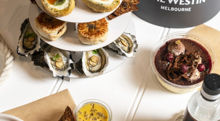 High Seas Sets Sail At The Westin Melbourne With Four Pillars Gin