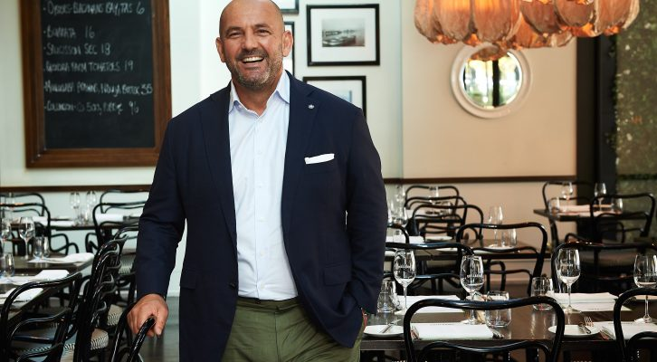 French Decade-nce: Bistro Guillaume Toasts Its 10th Anniversary
