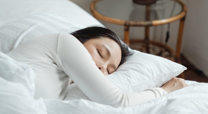 Why Weight Could Be The Key To Improving Your Sleep And Health