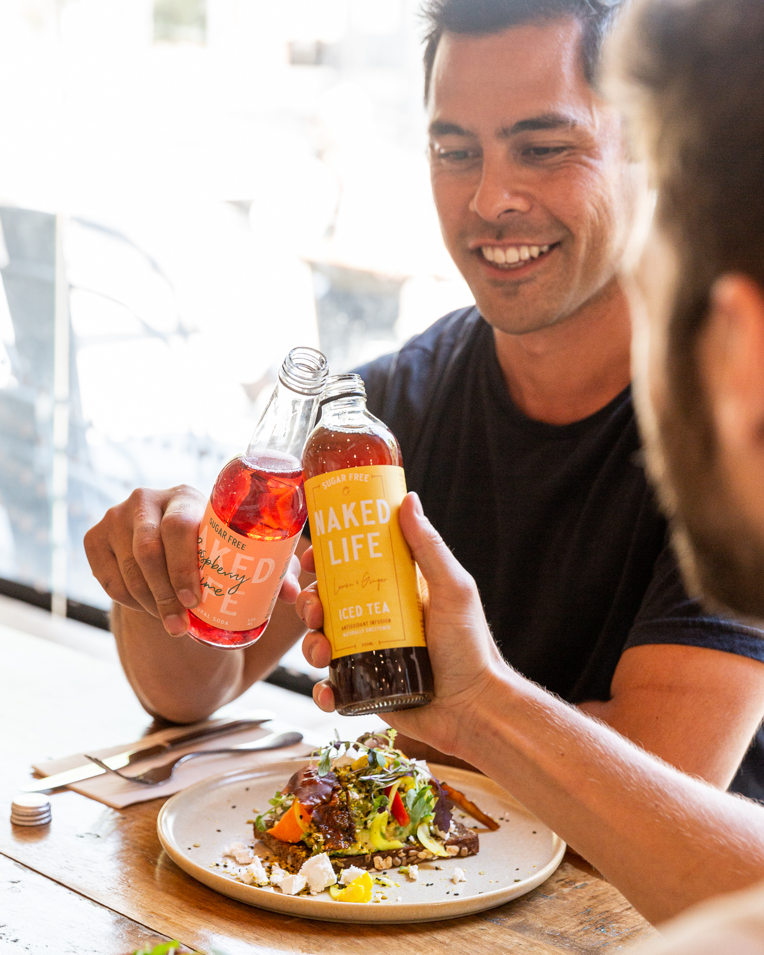 Onyapreneur: David Andrew, Founder and CEO Of Naked Life Beverages