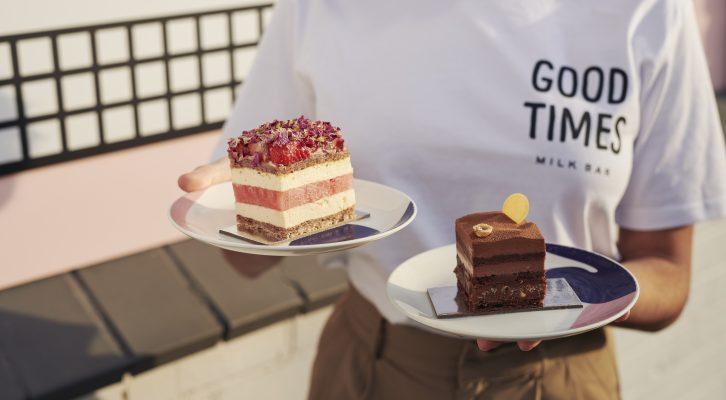 Black Star Pastry (And That Insta-Famous Cake) Arrive At Good Times Milk Bar