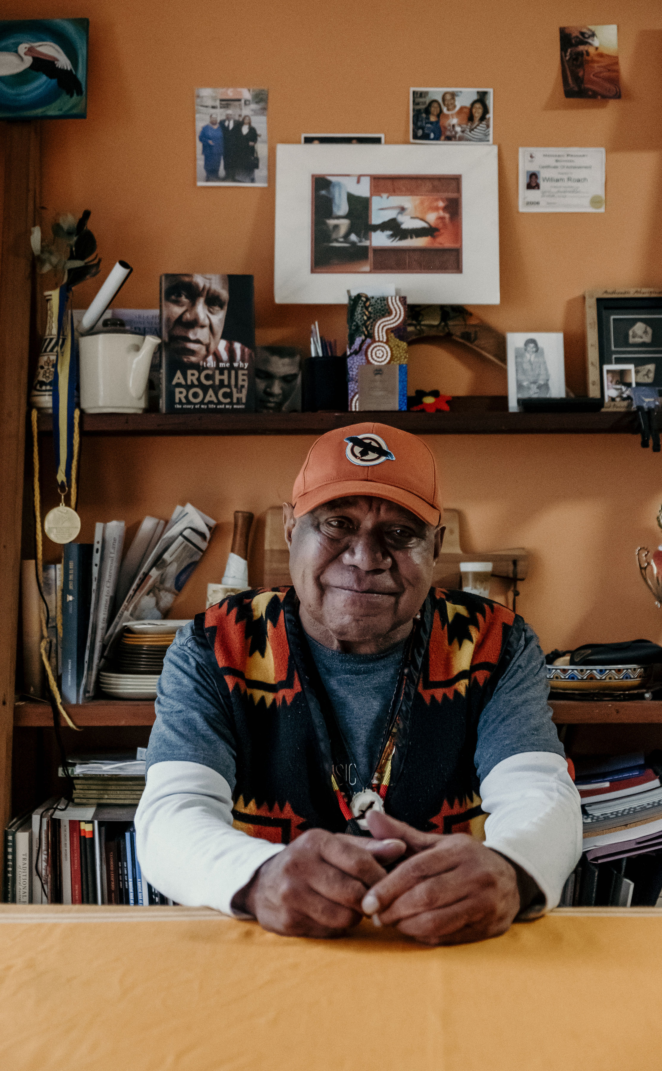 The Archie Roach Foundation Stage Is Set: A National Treasure's Knowledge Celebrated