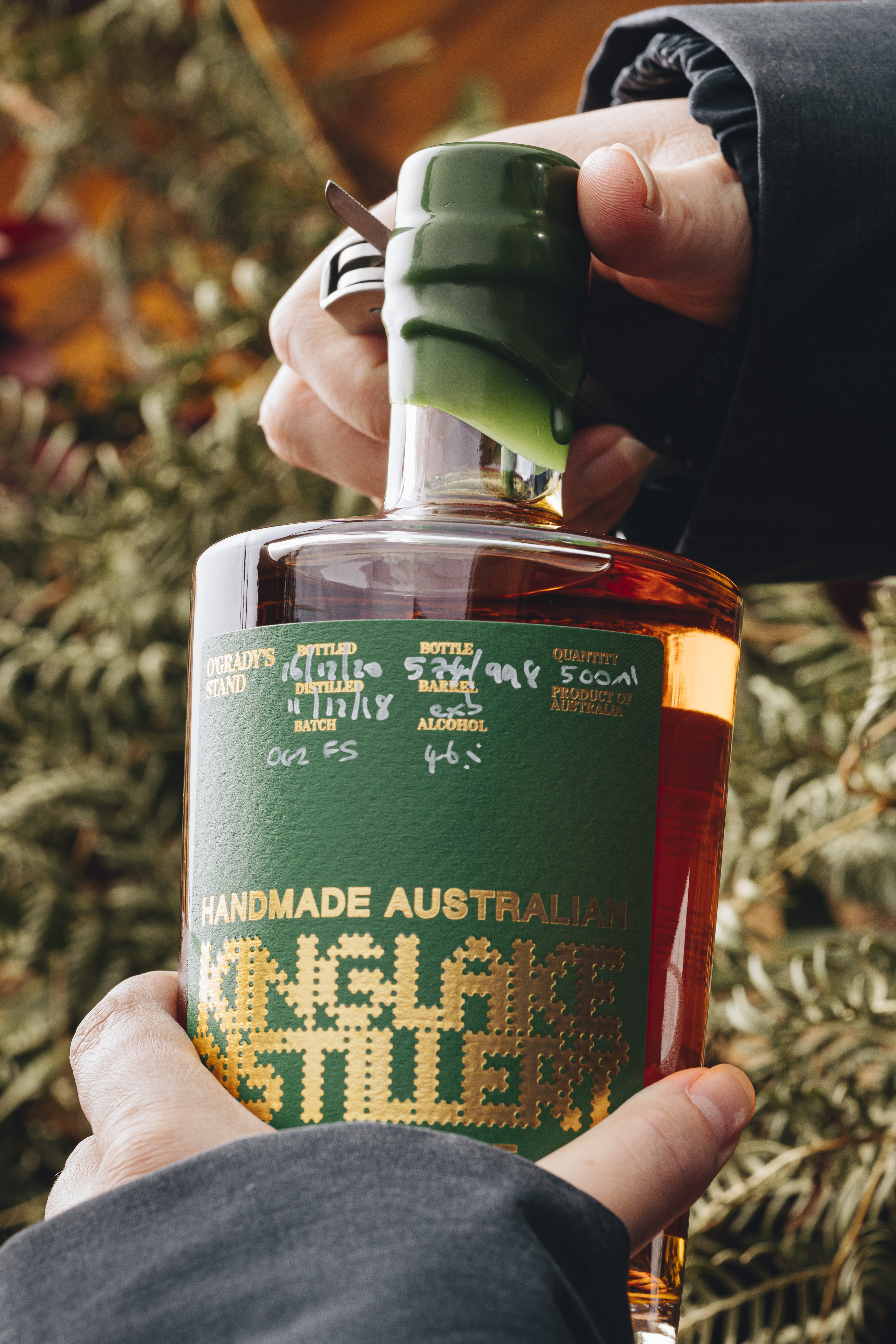 Off-Grid Distillery To Produce Australia's First Certified CarbonNeutral Whisky