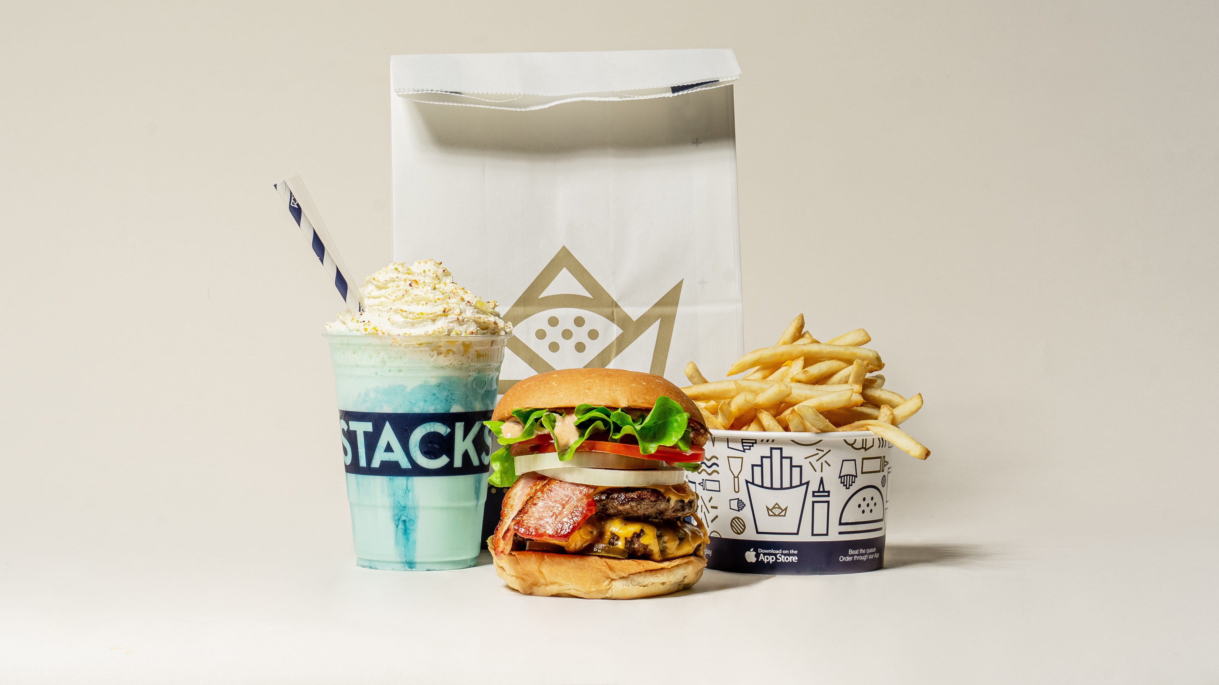 Dine Like A King (or Queen): Royal Stacks Pops Up At Good Times Milk Bar